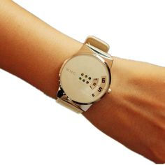 $4.24 (Buy here: https://alitems.com/g/1e8d114494ebda23ff8b16525dc3e8/?i=5&ulp=https%3A%2F%2Fwww.aliexpress.com%2Fitem%2F2015-Leather-Strap-Watches-Women-Luxury-Brand-Big-Dial-Black-White-Ladies-Watches-Women-Dress-Quartz%2F32317578891.html ) 2015 Leather Strap Watches Women Luxury Brand Black White Ladies Watches Women Dress Quartz Watch Relojes De Mujer AB116 for just $4.24