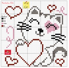 1 million+ Stunning Free Images to Use Anywhere Frozen Cross Stitch, Cross Stitch Love, Cross Stitch Cards, Cross Stitch Alphabet, Cross Stitching, Pixel Crochet, Crochet Chart, Baby Hats Knitting, Modern Cross Stitch Patterns