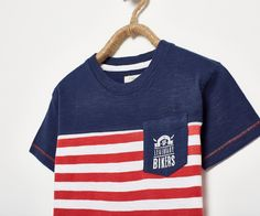 Camisetas y polos | Niño | SFERA Kids Outfits, Summer Outfits, Summer Clothes, Toddler Boys, Kids Boys, Kids Wear, Mens Tees, Boy Fashion, Baby Boy