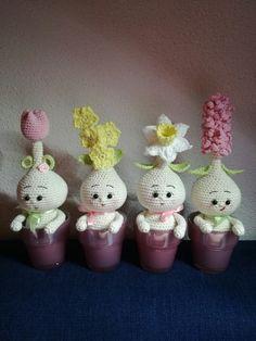 Mijn groepje bloembollen