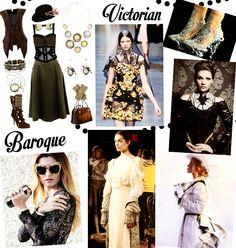 Oh My Dior | fashion and magic blog : Fashion Trends 2015: Steampunks