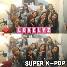 [Lovelyz] 160502 Arirang Radio Super K-Pop
