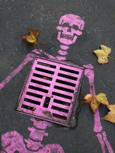 #skeleton #art