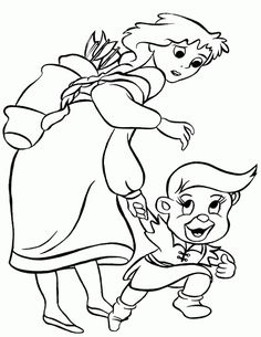 gummi bears coloring pages 6
