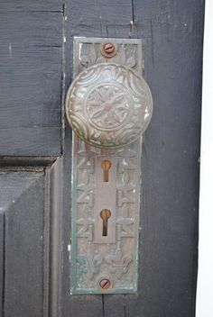 Fine Art Photography Antique Door Knob Photo 8x10 by Rusticfoofoo, $16.00