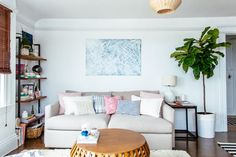 House Tour: A Bright & Organic California Apartment | Apartment Therapy