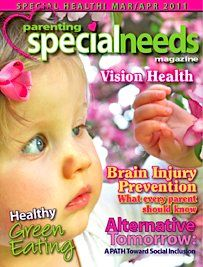 """The Parenting Special Needs Online Magazine explores the changing face of parenting a special needs child. Continually seeking change for the better with new and helpful information that is """"simplified"""" to fit into your already busy schedule."""