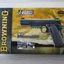 Prodám airsoft manuální pistoli Umarex Browning 1911 Hme: Prodám airsoft manuální pistoli Umarex Browning 1911 Hme, koupenou v prosinci 2016, vystříleno asi 200 kuliček. Cca 3800 kuliček 0,25g přidám ke zbrani. Váha zbraně: 557g materiál: kovový závěr, plastové tělo i zásobník. Zbraň lepená, nedochází k rozlézání obou půlek těla. Rozborka možná po vytažení záchytu závěru jako u ostré verze. Zbraň je nová, používaná doma, neodřená atd. Cena včetně poštovného 1000Kč. Možnost…