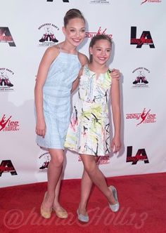 Added by #hahah0ll13 Dance Moms ALDC Premiere Opening Maddie and Mackenzie Ziegler