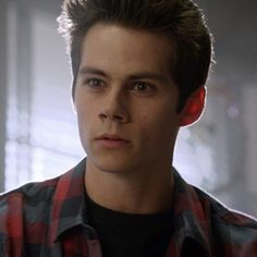 "Dylan O'Brien. The Stiles Stilinski ""I just mentally killed you in my head. twice."" look."