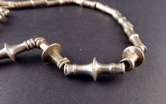 Old+silver+tuareg+necklace+with+old+tuareg+by+ethnicadornment,+€165.00