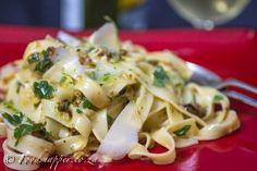 Smoked Mussel And White Wine Pasta Recipe
