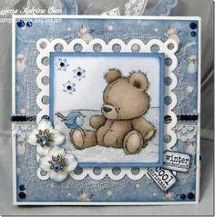 LOTV - Teddy with Robin by Lena Katrine