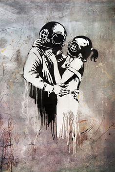 Blur - Think Tank by Banksy
