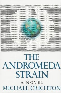Need help on michael crichton's books andromeda strain and jurassic park. (termpaper)?