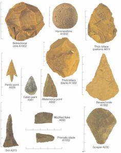 Figure 10 Late Prehistoric period (A.
