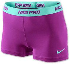 Nike Pros Women's Shorts