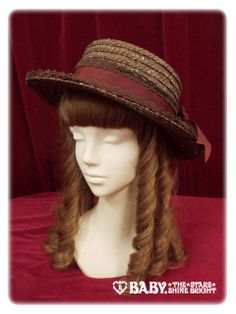 Alice and the Pirates Love voyage straw hat
