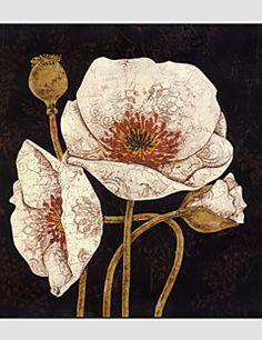dipinti ad olio di stile del fiore, materiale tela, dipingendo solo formato: 60 * 60cm.