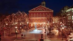 Faneuil Hall, Boston   50 Amazing American Destinations To See Before They Change Forever (PHOTOS)   The Weather Channel