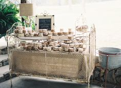 Ralph Lauren inspired wedding with country chic inspiration shot by photographer Heather Hester. Wedding Gifts For Bride And Groom, Wedding Gifts For Guests, Wedding Guest Book, Wedding Favors, Wedding Decorations, Ladder Display, Wedding Inspiration, Wedding Ideas, Guest Gifts