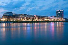 Eurovea Bratislava (by Citylife.sk) Bars, Shopping, Snacks Pribinova 8 | +421220915050 Shops 10:00 – 21:00 daily