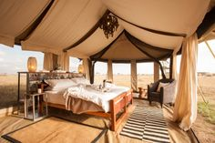 Five new luxury safari resorts to visit in Africa - Camping