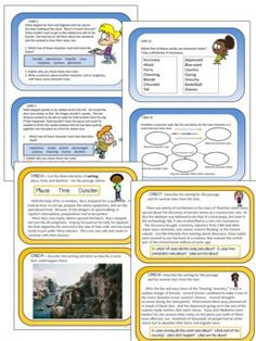 Story Elements Task Card Bundle - 4 sets of 30 cards - characterization, setting, plot, and theme, for grades 4, 5, 6 and 7 by Classroom in the Middle   TpT Story Elements, Upper Elementary, Task Cards, Middle School, Language, Classroom, Reading, Teacher Pay Teachers, Vocabulary