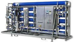 Reverse Osmosis Plant Water Treatment Systems