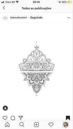 Cuff Tattoo, Bee Tattoo, Tattoo Bracelet, Mandala Foot Tattoo, Mandala Tattoo Design, Tattoo Designs, Dainty Tattoos, Cool Tattoos, Kali Tattoo