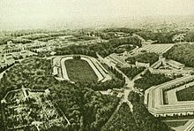Vélodrome de Vincennes,  Vincennes, France