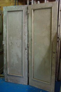 nr. 31 eenvlaks oude paneeldeur