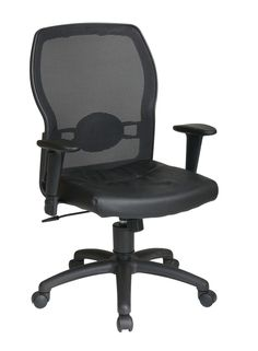 Heavy Duty Office Chair With Net Back