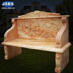 Outdoor Marble Bench More design on: www.jsbluesea.com info@jsbluesea.com Whatsapp|wechat:0086-13633118189 #outdoor #housedecoration #homedecoration #gardenlandscape #houserenovation #homerestoration #marbledecor #stonedecor #weddingdecor #JSBS #jsbsstone #jsbsmarble