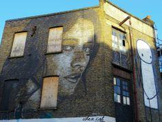 On www.idea.cat  #london #streetart #graffiti