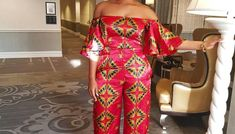 African Print Dresses and Styles that will trend in 2018