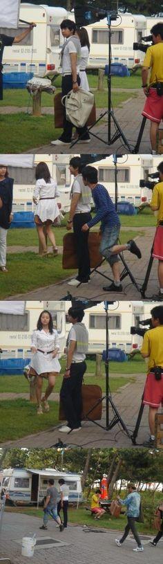 [스포] 오토캠핑장에서 이승기 직찍 2 by ♥은환