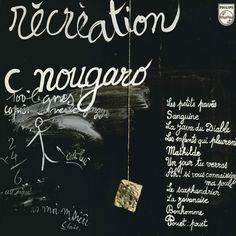 Claude Nougaro - Récréation - Philips - 1974