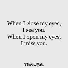 Soulmate Quotes: QUOTATION – Image : As the quote says – Description 50 Cute Missing You Quotes to Express Your Feelings – TheLoveBits Cute Missing You Quotes, Cute Miss You, Missing You Quotes For Him, Love Quotes For Her, Cute Love Quotes, Romantic Love Quotes, I Miss Him Quotes, I Will Miss You, I Miss Her