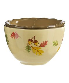 Take a look at this Fall Leaves Dip Chiller by GANZ on #zulily today!