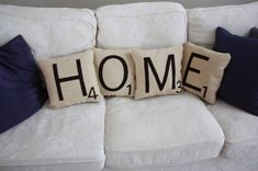 home pillows