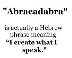 Abracadabra... it's a money tree, everyone gets one