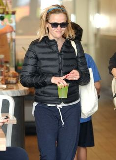 Reese Witherspoon - Reese Witherspoon Heads to Lunch