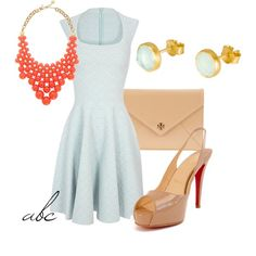 So simple and classy but with a Grace Adele clutch of course :)
