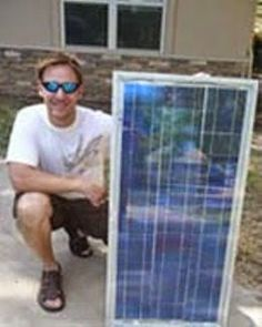 DIY Solar Power Panels - Making your own DIY solar power panels............this would be interesting to read sometime....