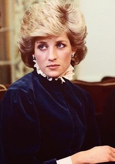 A sad Princess Diana,  photo by Time Graham, Getty Images. For an extensive archive of popular, rare and darling childhood memories of Princess Diana,  visit RushWorld board,  DIANA PRINCESS OF WALES.  While you're here enjoy our boards,  UNPREDICTABLE WOMEN HAUTE COUTURE  and THE BROOCH IS BACK.  See you at RushWorld!