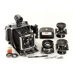 Linhof Master Technika Classic 4x5 outfit