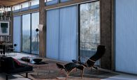 Duette® Honeycomb Shades Hunter Douglas' signature product offering seamless fabric in light filtering and room darkening options, and a wide array of colors.