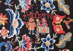 Swedish embroidery...