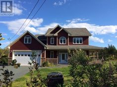 1340 BLACKHEAD RD St Johns Newfoundland (1125784) |   Just 1 year new with a custom kitchen, formal dining room, and formal living room with a propane fireplace.For more info contact Wally Lane (709) 764-3363 wally@normanlane.ca